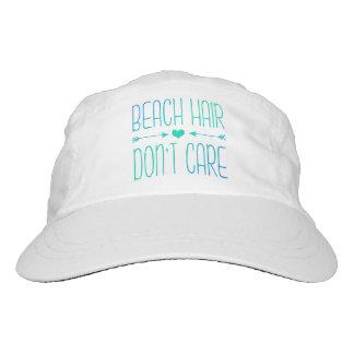 Beach Hair Don't Care   Tropical Hat