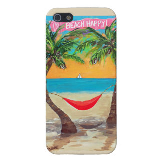 Beach Happy iPhone 5 Case