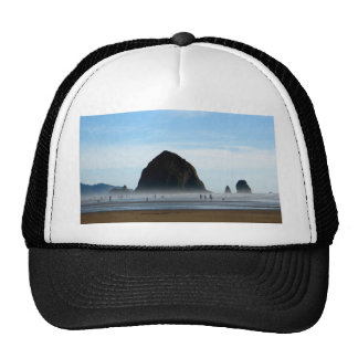 beach haze trucker hat