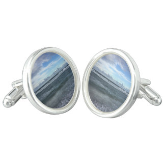 Beach Horizon Cufflinks