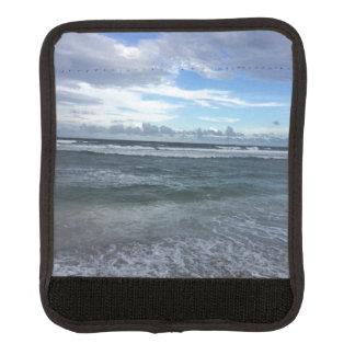 Beach Horizon Luggage Handle Wrap