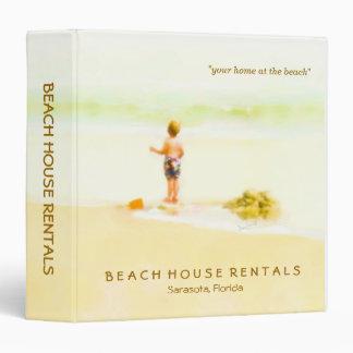 Beach House Rentals Beach Business Binder