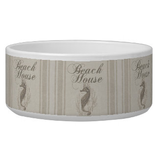 Beach House Seahorse Sandy Coastal Decor