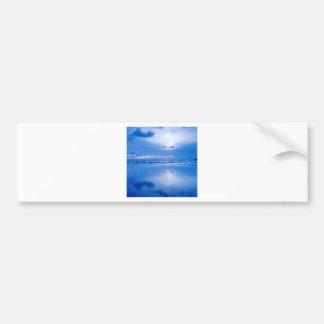 Beach Hug Bumper Stickers