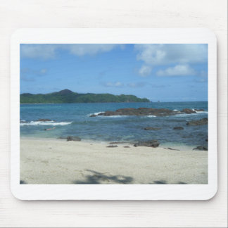 Beach in Costa Rica Mouse Pad