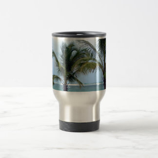 Beach in Dominican Republic Travel Mug