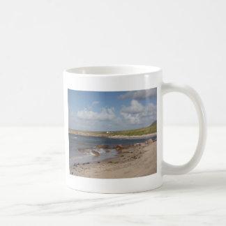 Beach in Donegal,Ireland Coffee Mug