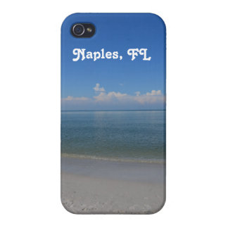 Beach in Naples Covers For iPhone 4