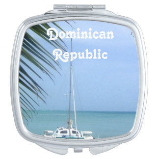Beach in the Dominican Travel Mirrors