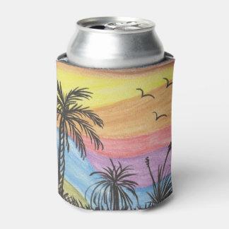 Beach Inspiration Can Cooler