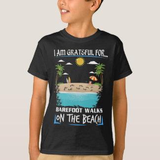 Beach Inspired Design T-Shirt