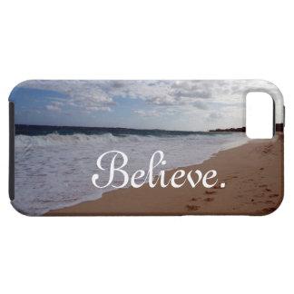 beach iPhone 5 cover