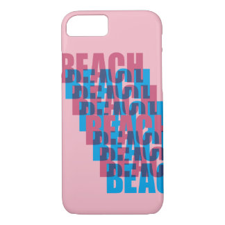BEACH is calling... iPhone 7 Case