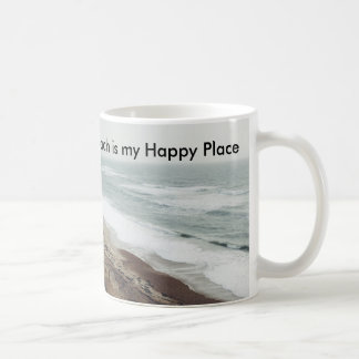 Beach is My Happy Place Mug