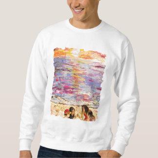 beach kids sweatshirt