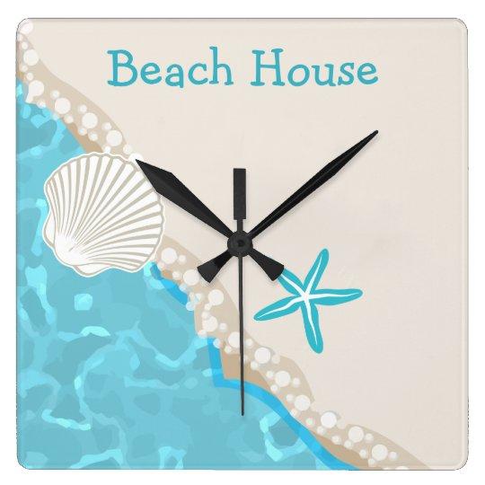 Beach Kitchen Clocks