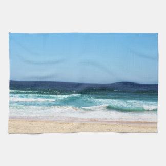 Beach Kitchen Towel