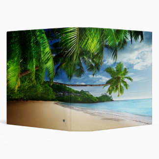 Beach Landscape Binder