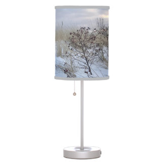 Beach Landscape Lamp