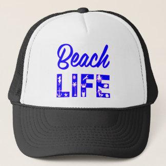 Beach Life  FB.com/USAPatriotGraphics © Trucker Hat