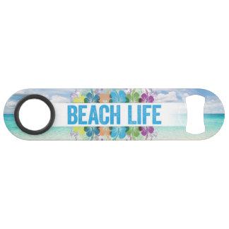 Beach Life Hibiscus Pattern Bar Key
