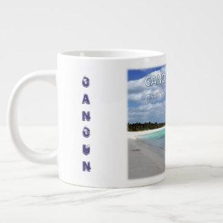 Beach Life in Cancun Mexico Coffee Mug