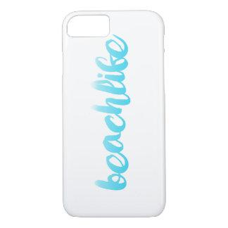 Beach Life iPhone 7 case