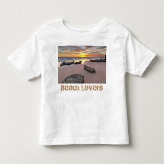 Beach Lovers - Summer season theme Toddler T-shirt