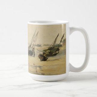 Beach, Low Tide Coffee Mug