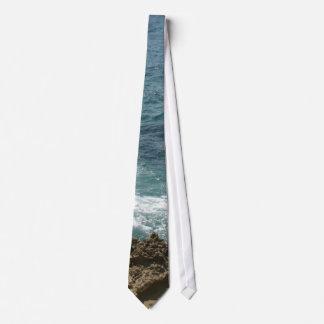 Beach Meets Ocean Tie