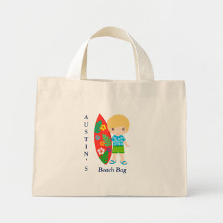 Beach Mini Tote Bag