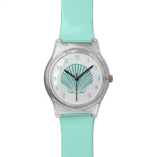 Beach Monogram Style Watch