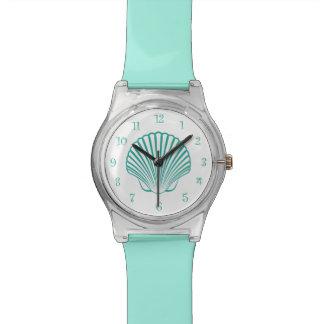 Beach Monogram Style Watch