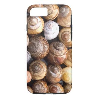 Beach Nature Seashells Pattern iPhone 8/7 Case