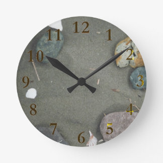 beach new zealand aotearoa round clock