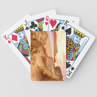 Beach of the Calheta Bicycle Playing Cards