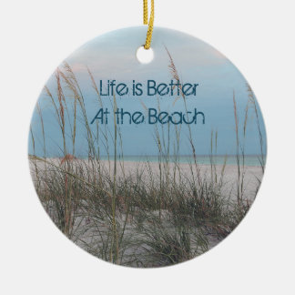 Beach Ornament