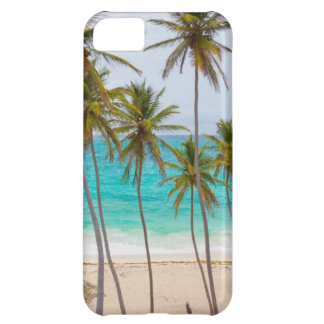Beach Palms Cover For iPhone 5C