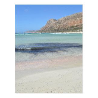 Beach Paradise (Balos, Crete) Postcard