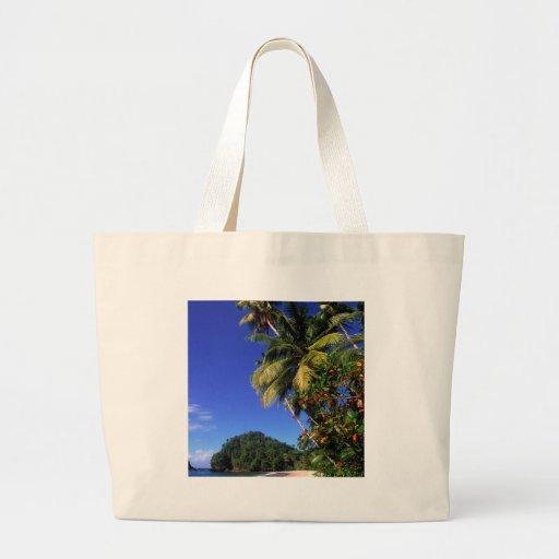 Beach Paria Trinidad Canvas Bags