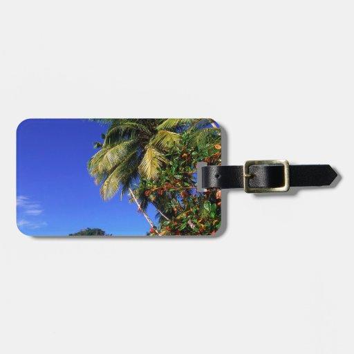 Beach Paria Trinidad Tag For Bags