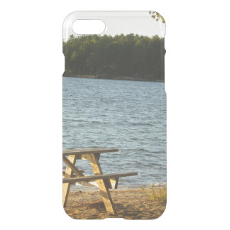 Beach Park Bench iPhone 7 Case