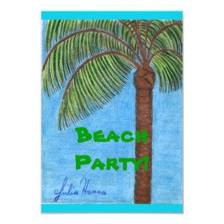 Beach Party Cards