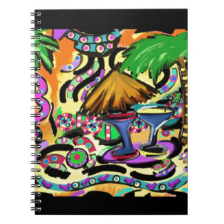 Beach Party Notebooks