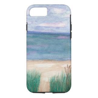 Beach Path Lanscape iPhone 8/7 Case
