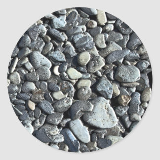 Beach Pebbles - Sticker
