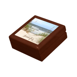 Beach Personalized Gift Box