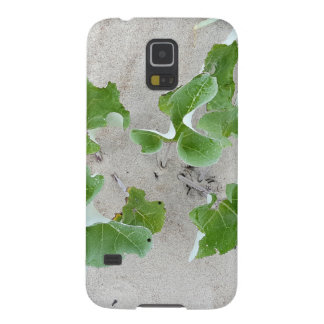 Beach Plants Galaxy S5 Cases