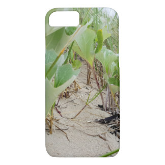 Beach plants summer iPhone 8/7 case