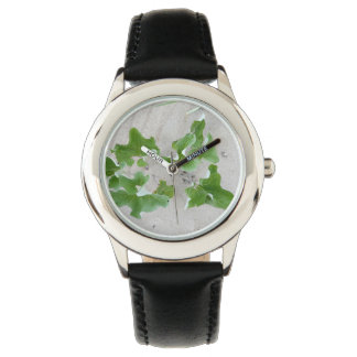 Beach Plants Wristwatch